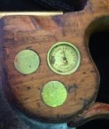 12 inch Tenon Rip Saw Medallion