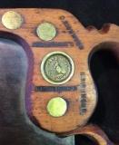24 inch Rip Saw Medallion