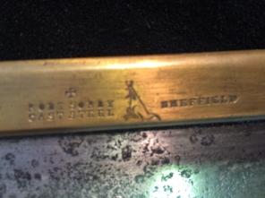 8 inch Dovetail Rip Saw logo