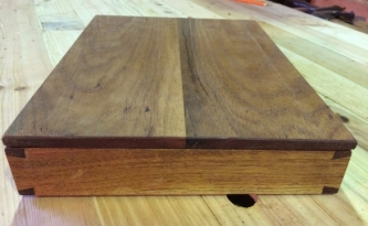 Cedar Chisel Storage box