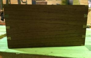 Cedar draw front