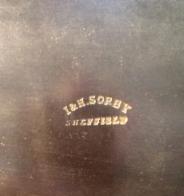 I M Sorby 26 inch Rip Saw Logo