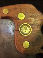 I M Sorby 26 inch Rip Saw Medallion