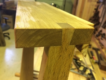 Single dovetail